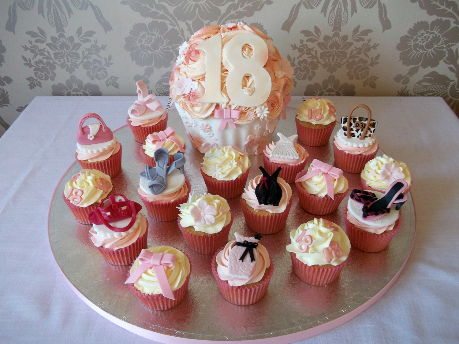 Handbag-&-Shoes-Cupcakes